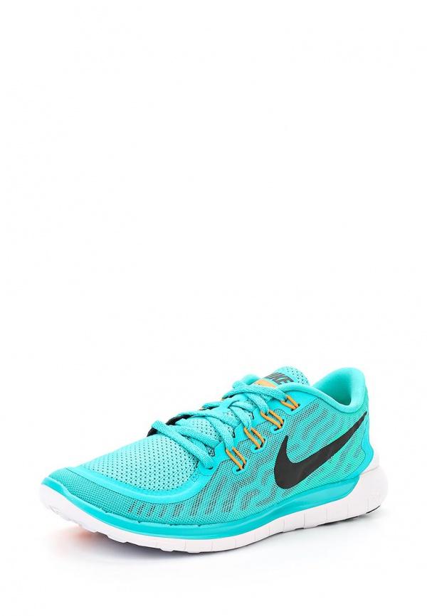Кроссовки Nike 724382-401 бирюзовые