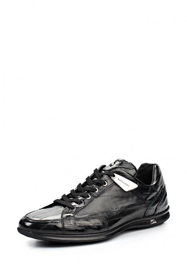 Кроссовки Botticelli Limited LU24721 чёрные