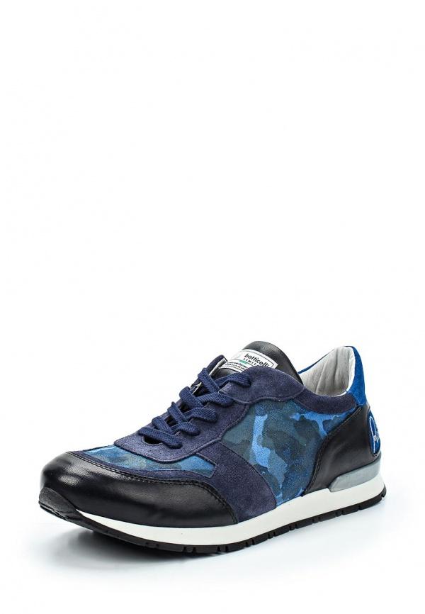 Кроссовки Botticelli Limited LU29631 синие