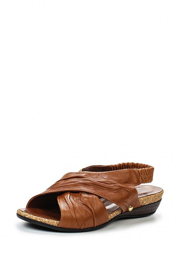 Сандалии Cooper 1-15030-2-4 коричневые