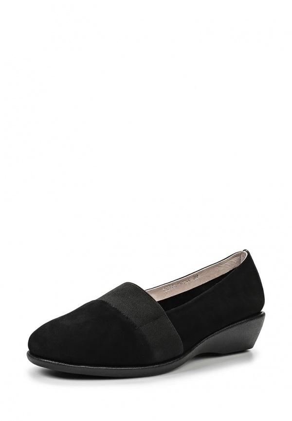 Туфли Cooper 15218S-6-1K чёрные