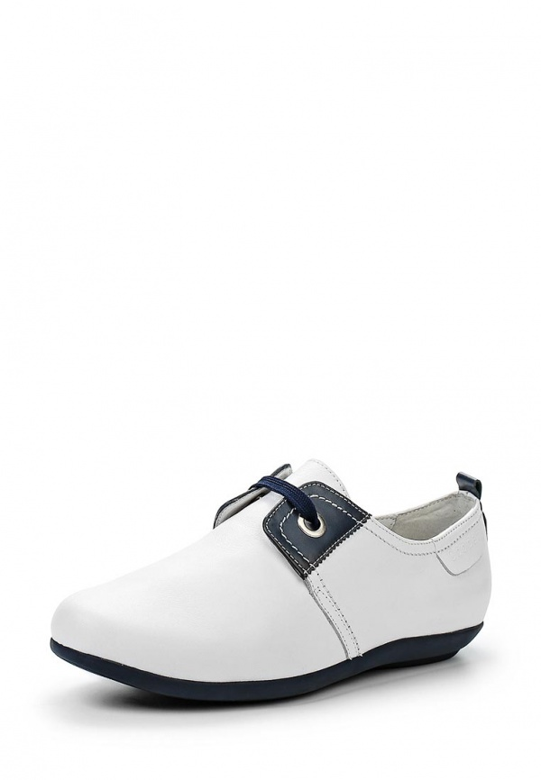 Ботинки Cooper 15219S-4-2K белые
