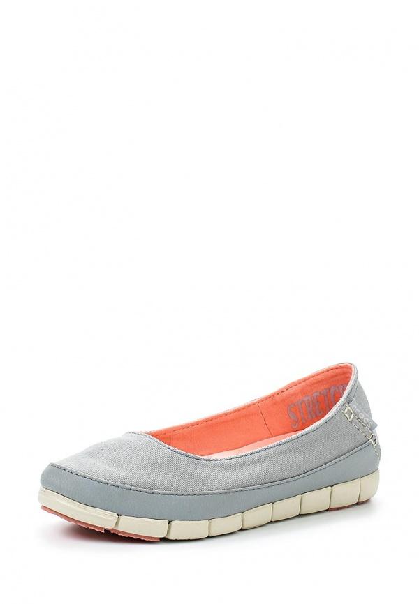 Слипоны Crocs 15317-06Z серые