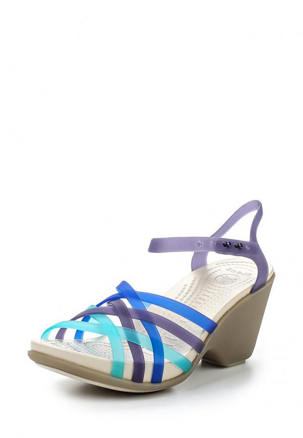 Босоножки Crocs 15392-4CZ фиолетовые