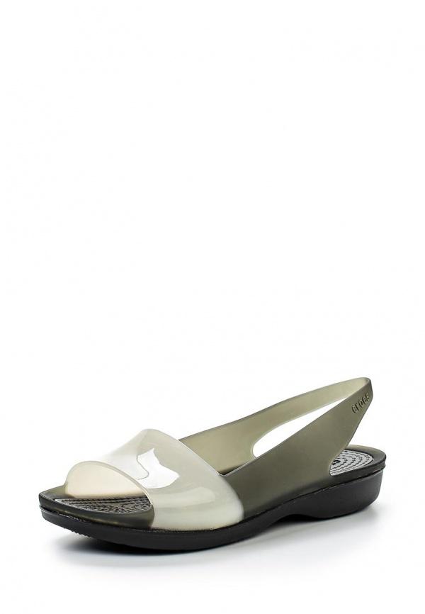 Сандалии Crocs 200032-05T чёрные