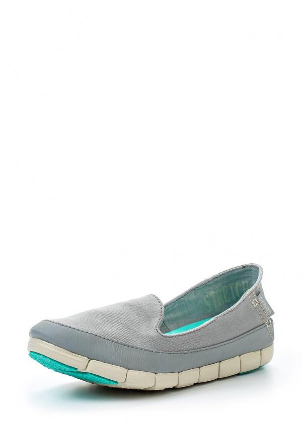 Слипоны Crocs 200342-06Z серые
