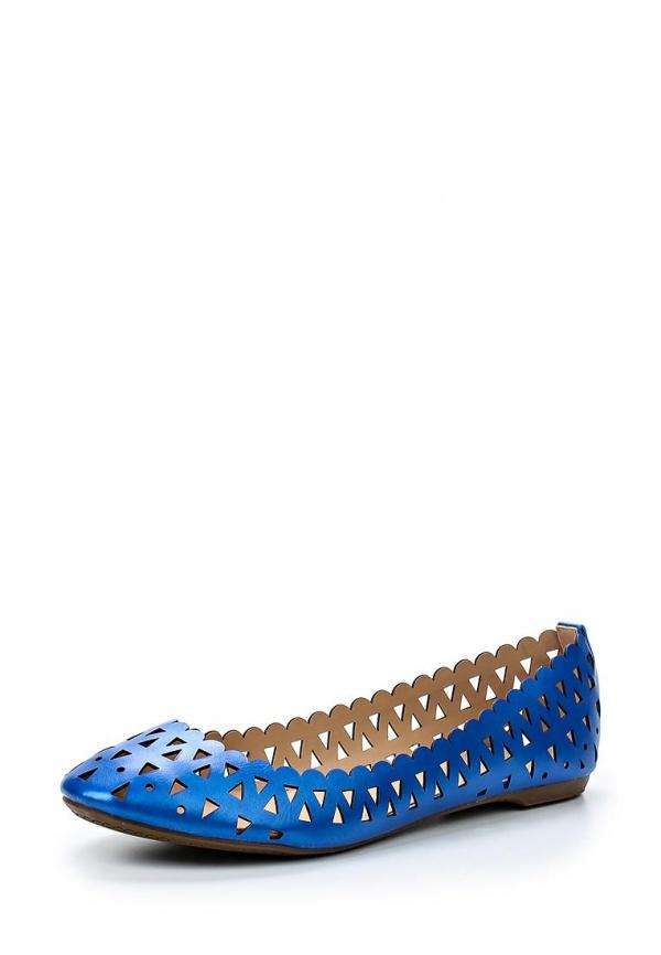 Балетки Dino Ricci Trend 253-02-01 синие