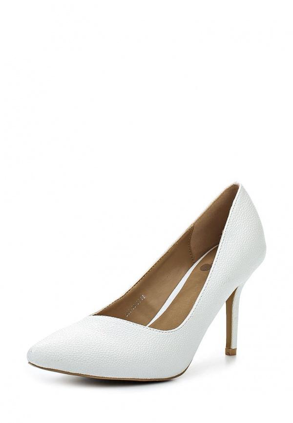 Туфли Dino Ricci Trend 253-06-01 белые