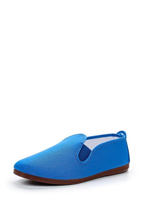 Слипоны Face SPJ-W143 синие