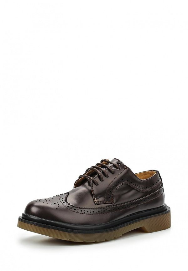Ботинки Ideal арт.04 коричневые