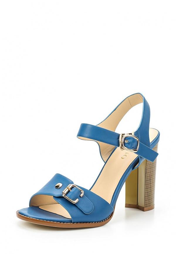 Босоножки Inario 15379-04-8 синие