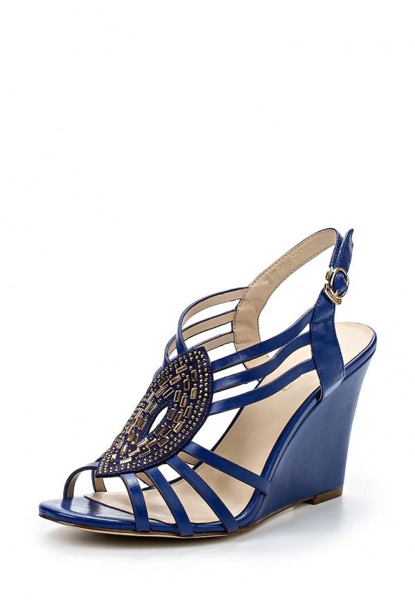 Босоножки Inario 15173-01-8 синие