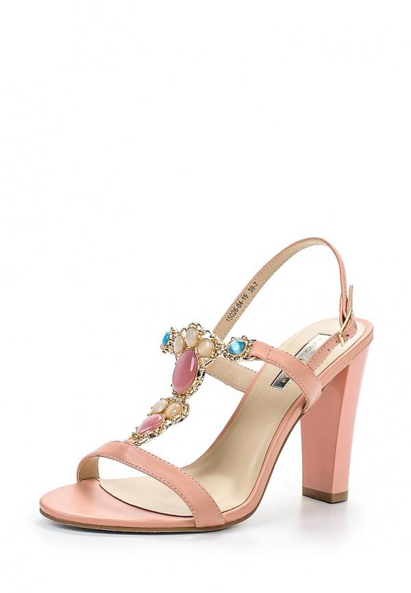 Босоножки Inario 15026-04-19 розовые
