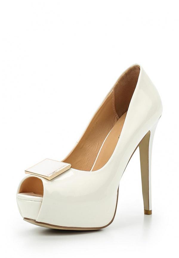 Туфли Inario 15167-02-2 белые