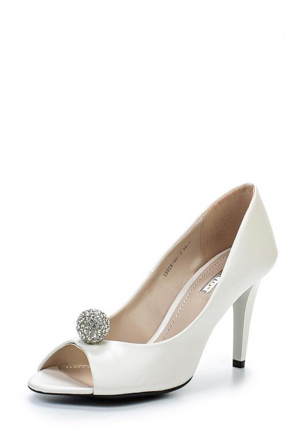 Туфли Inario 15028-02-2 белые