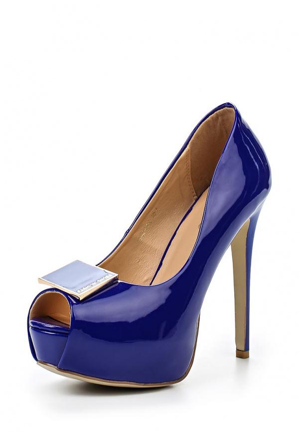 Туфли Inario 15167-02-8 синие