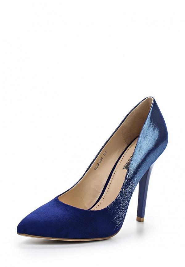 Туфли Inario 15032-03-8 синие