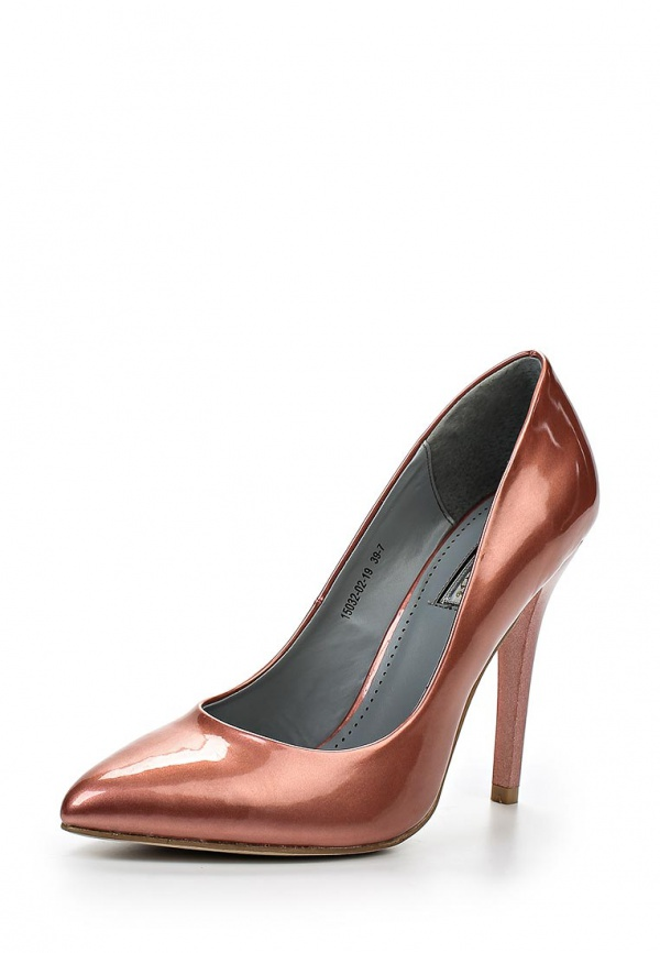 Туфли Inario 15032-02-19 розовые