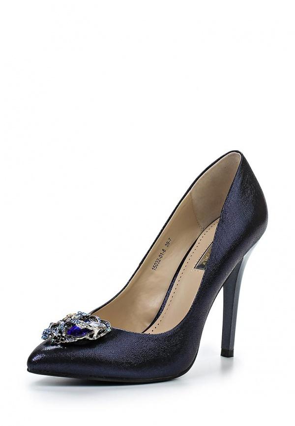 Туфли Inario 15032-01-8 синие