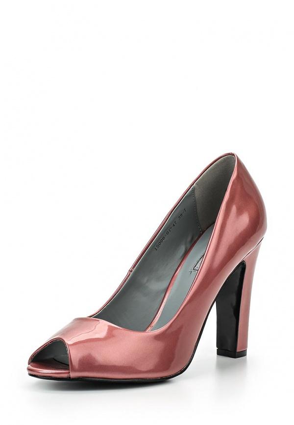 Туфли Inario 15006-01-47 розовые