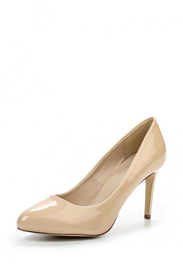 Туфли Inario 15195-01-4 бежевые