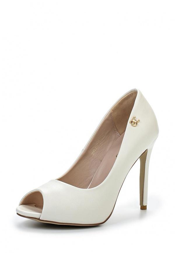 Туфли Inario 15219-01-2 белые
