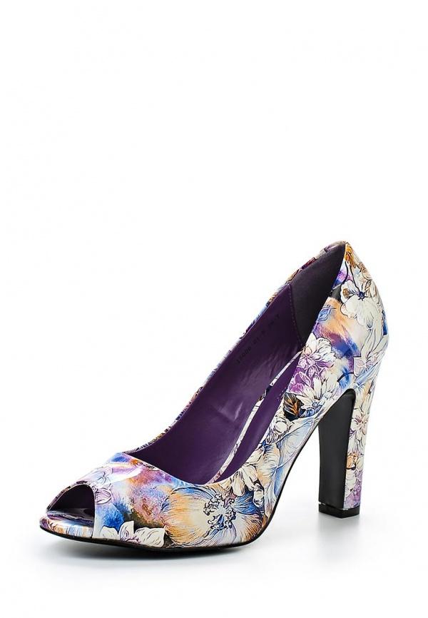 Туфли Inario 15006-01-8 фиолетовые