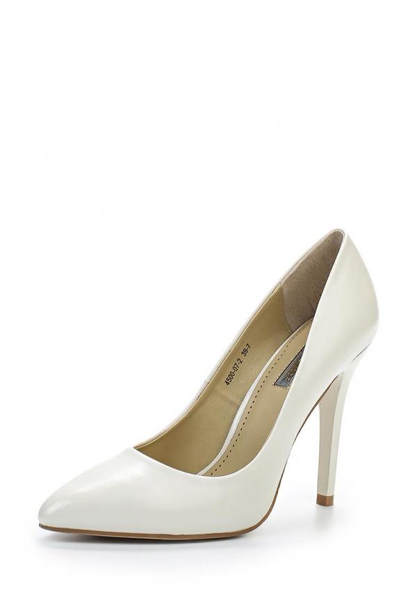 Туфли Inario 4500-07-2 белые