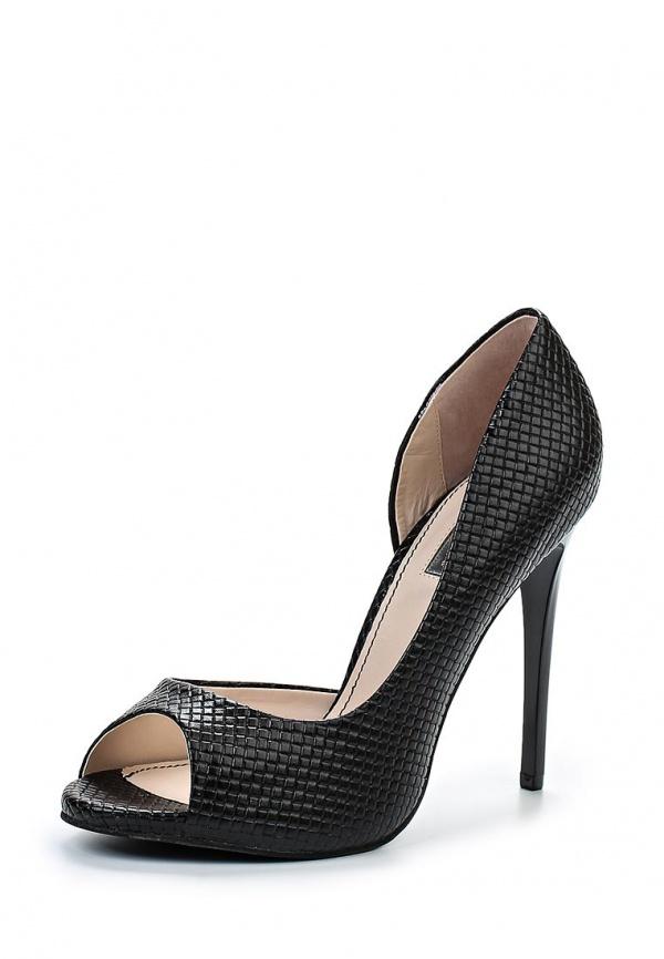 Туфли Inario 4227-01-1 чёрные