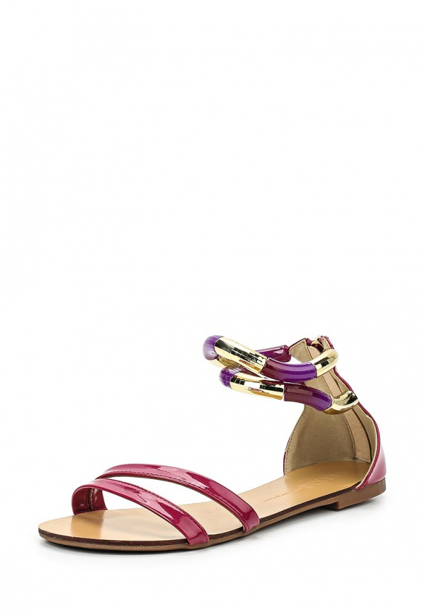 Сандалии Inario 15022-02-53 розовые