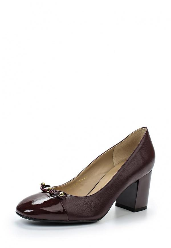 Туфли Indiana 6620-276-318 коричневые