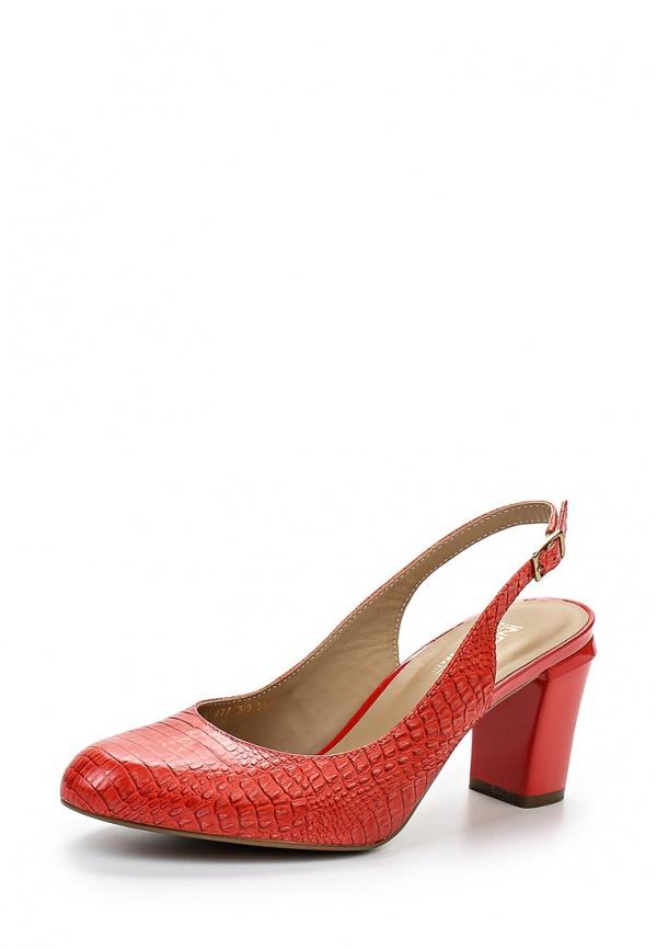 Туфли Indiana 6615-277-319 красные