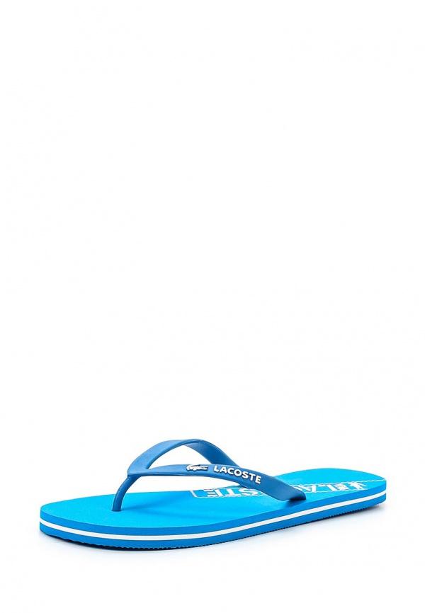 Сланцы Lacoste SPW100311C синие