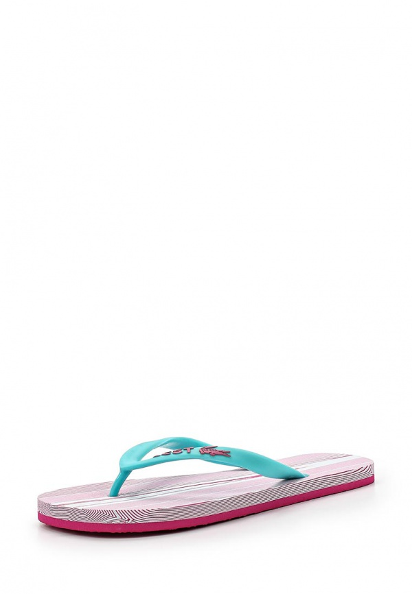 Сланцы Lacoste SCW1217T2K розовые