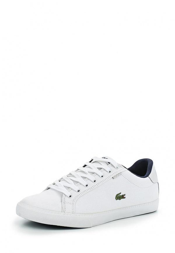 Кеды Lacoste SPW1043X96 белые
