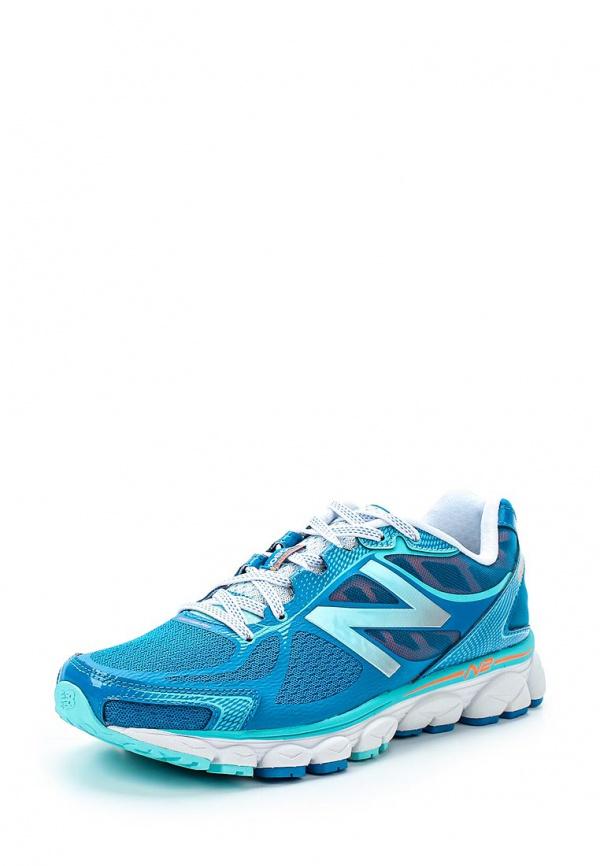 Кроссовки New Balance W1080BB5 голубые, синие