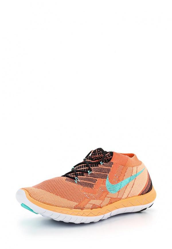 Кроссовки Nike 718420-008 оранжевые