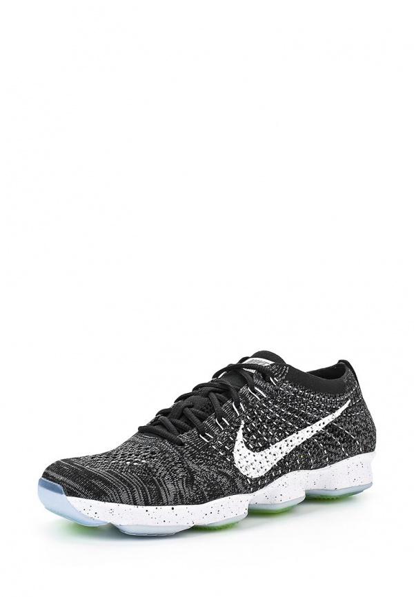 Кроссовки Nike 698616-001 серые, чёрные