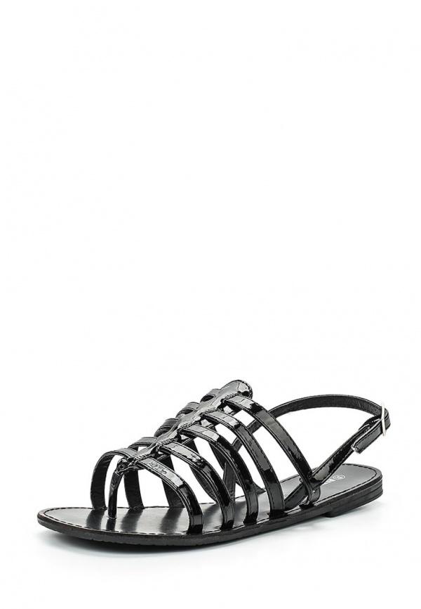 Сандалии Retro Shoes MADRID чёрные