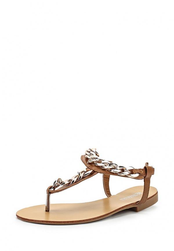 Сандалии Retro Shoes A925-A2 коричневые