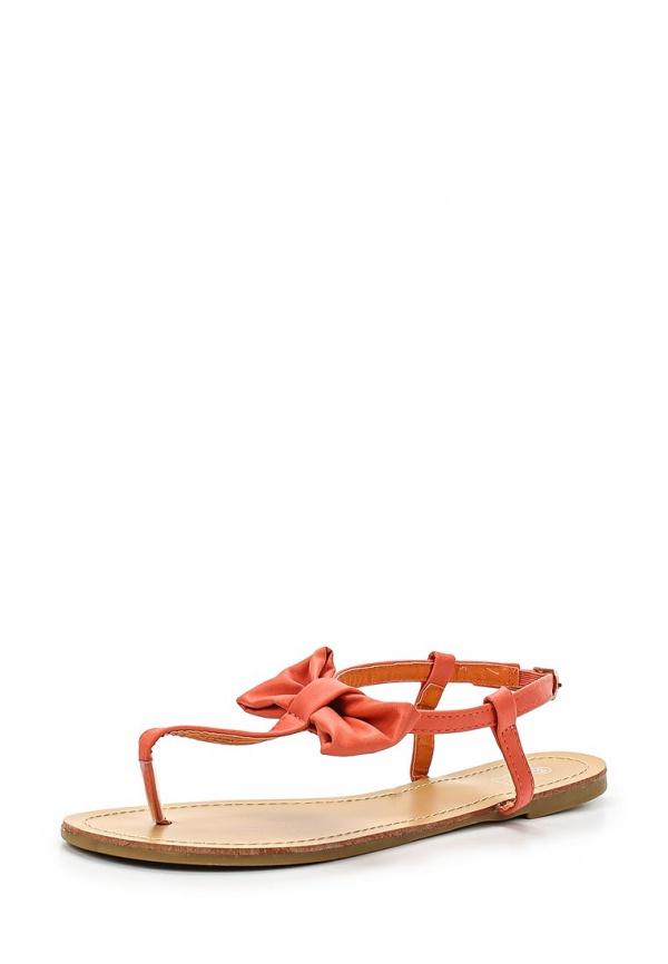 Босоножки Retro Shoes A831 коралловый
