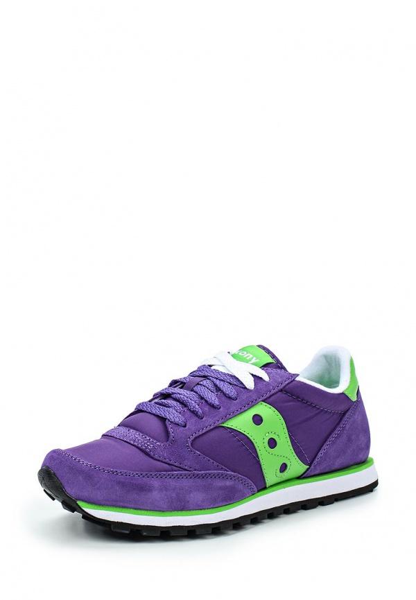 Кроссовки Saucony 1866 фиолетовые