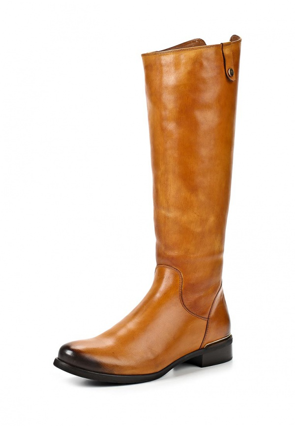 Сапоги Badura 595 W коричневые