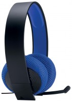 Sony Silver Wired Stereo Headset