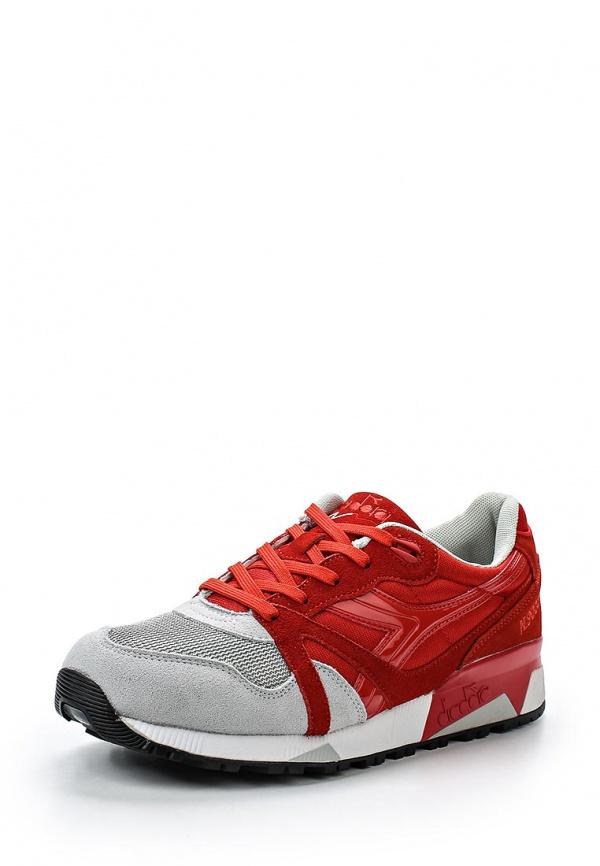 Кроссовки Diadora 160827 красные