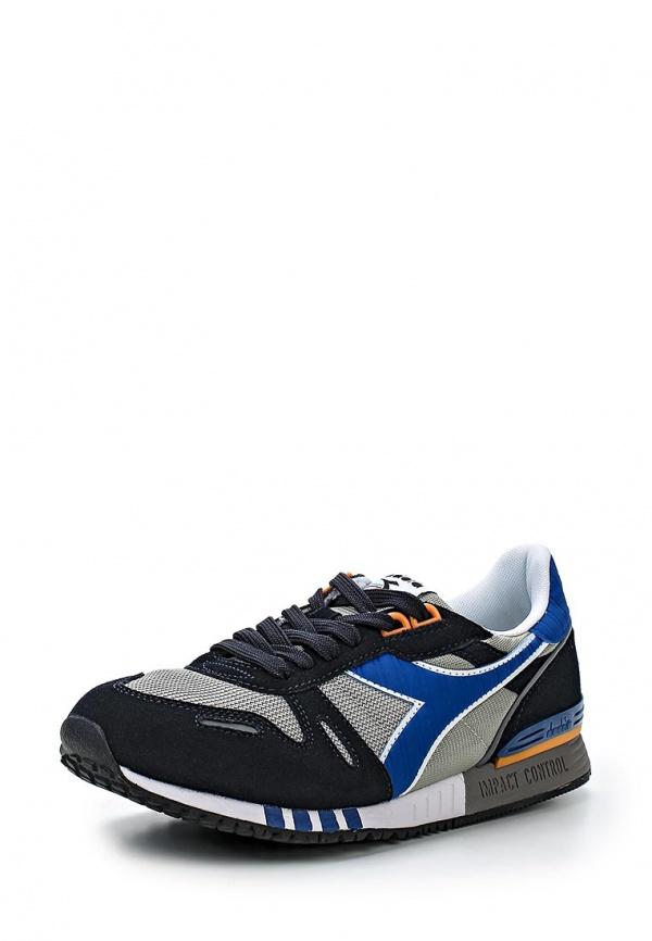 Кроссовки Diadora 158623 серые, синие