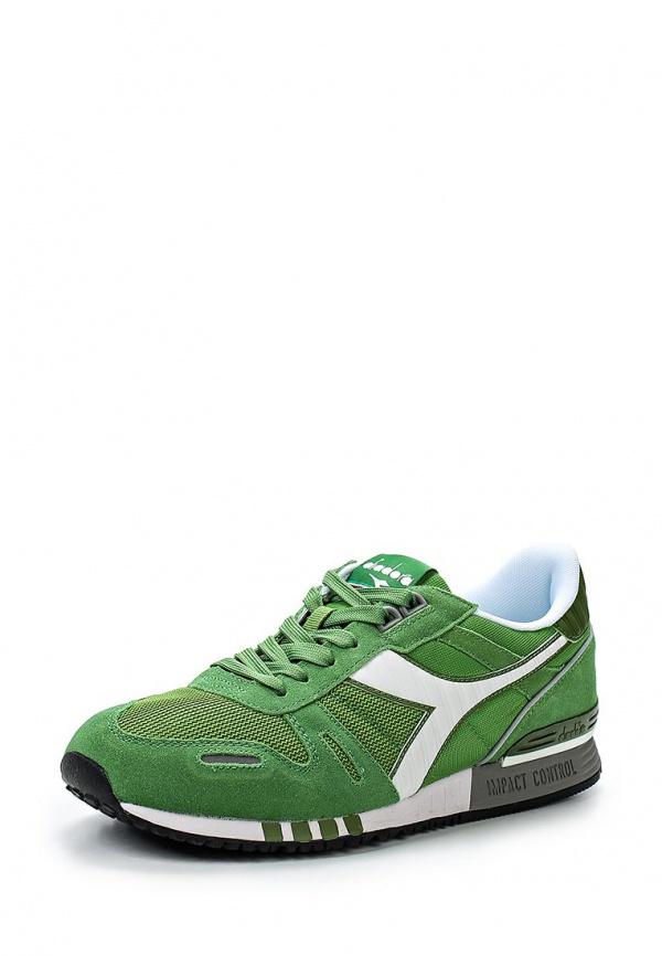 Кроссовки Diadora 158623 зеленые