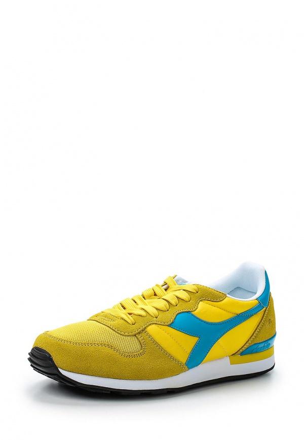 Кроссовки Diadora 159886 жёлтые