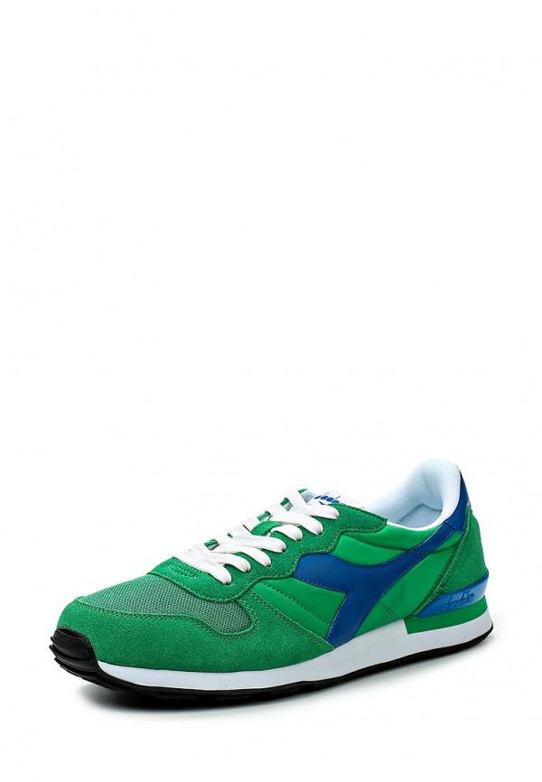 Кроссовки Diadora 159886 зеленые