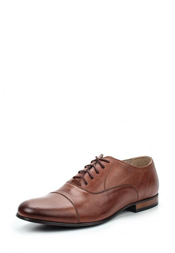 Туфли Domeno 2752 коричневые